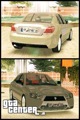 ماشین دنا برای جی تی آی 5